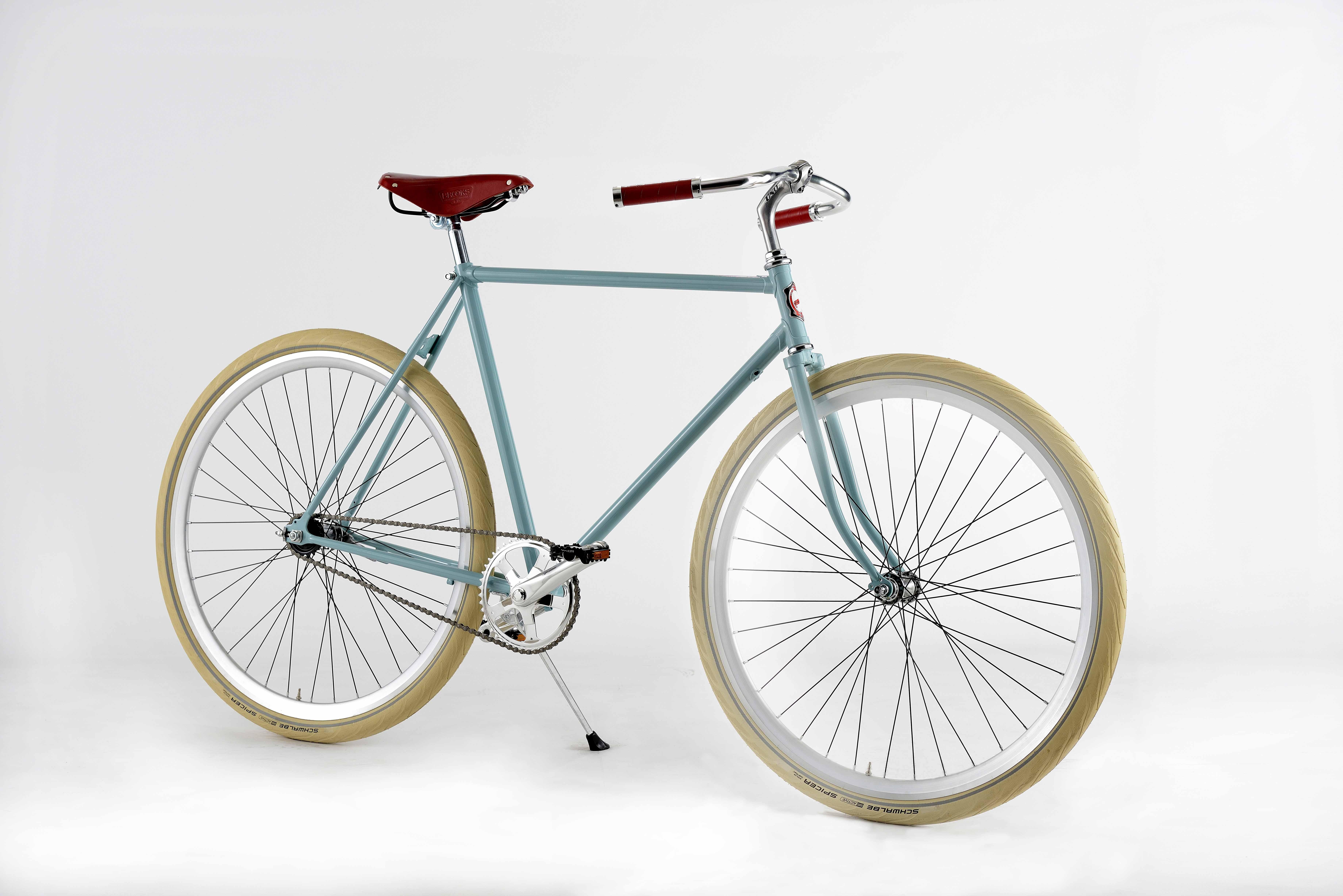 Naked Uomo Cicli Blume Dal 1967 Bici Vintage Uomo Donna Scatto