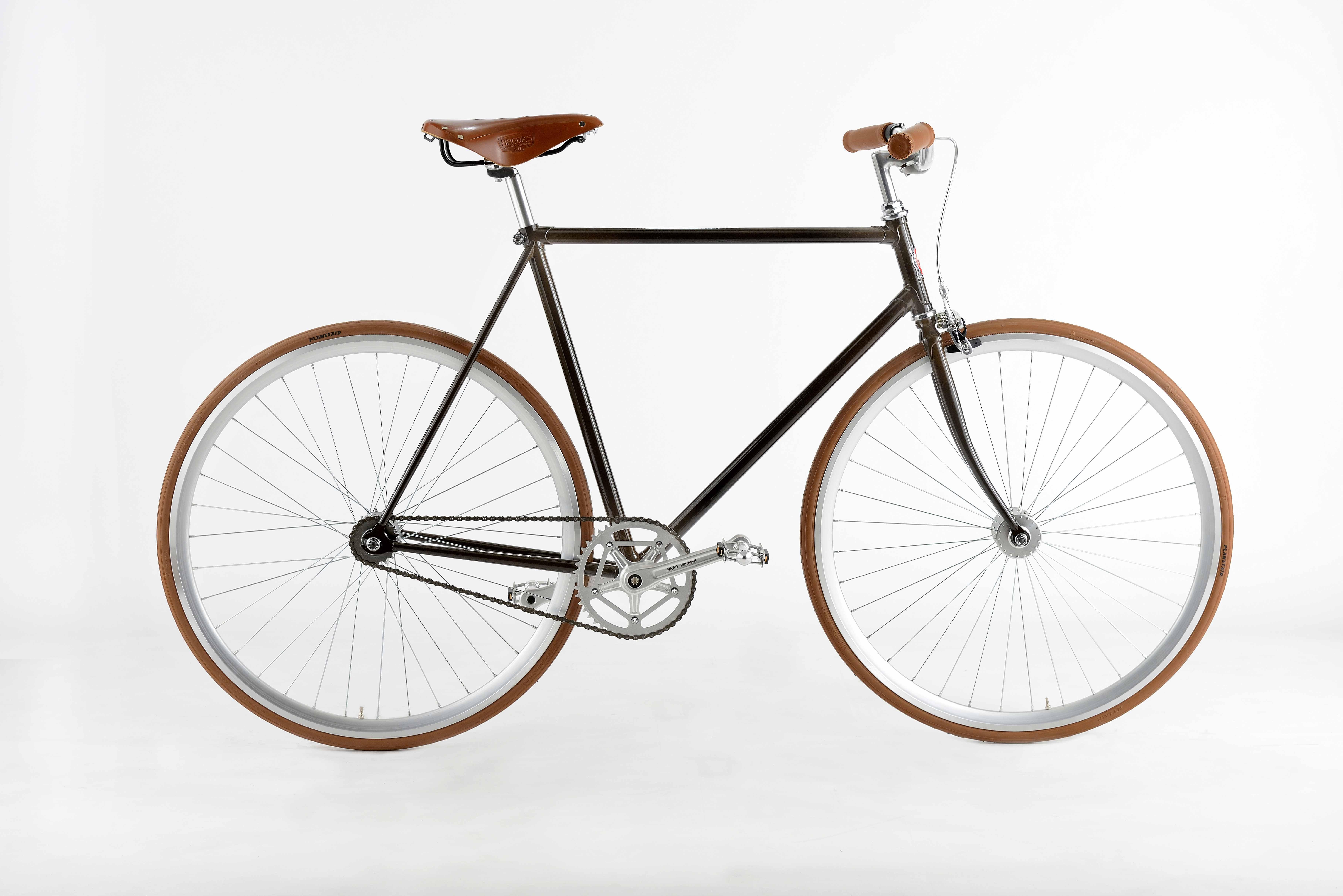 Fixed Ruggine Cicli Blume Dal 1967 Bici Vintage Uomo Donna