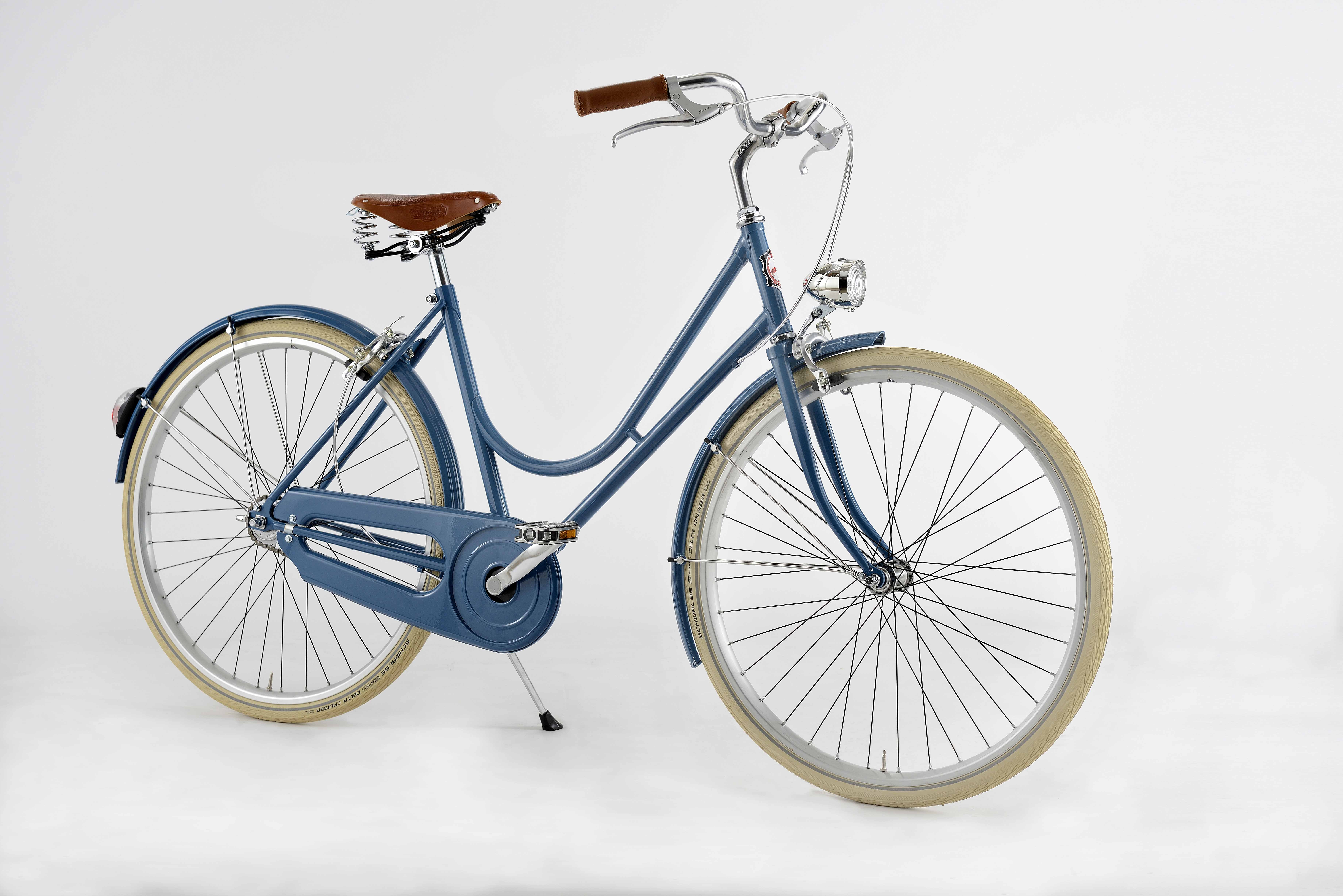 Vintage Olanda Donna Del 26 Cicli Blume Dal 1967 Bici Vintage